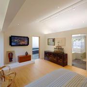 清淡型卧室装修