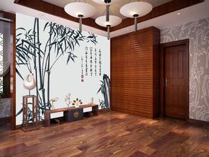 造型各异的室内装修通用艺术玻璃背景墙图片
