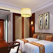 传统型卧室装修