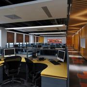 办公楼内部结构装修