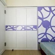 三室两厅两卫衣柜设计