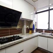厨房地板装修
