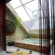 阳光房内部结构设计