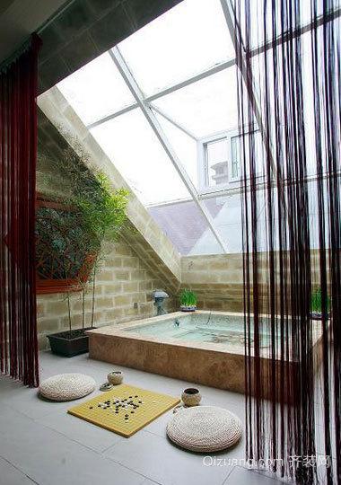 温暖永存:别墅阳光房装修效果图
