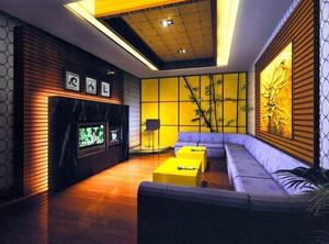 人人唱歌不跑调:都市豪华ktv包房设计装修效果图