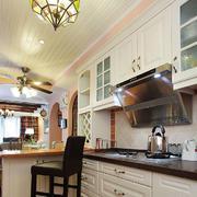 样板房厨房装修图片
