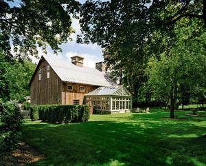 淳朴的民风:美式乡村风格庭院设计效果图