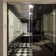 别墅玻璃隔断装修