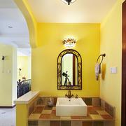 别墅卫浴效果图片