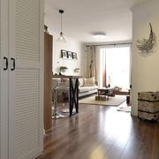 公寓走廊设计图片
