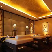 美容院床设计图片