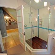 卫生间木地板设计