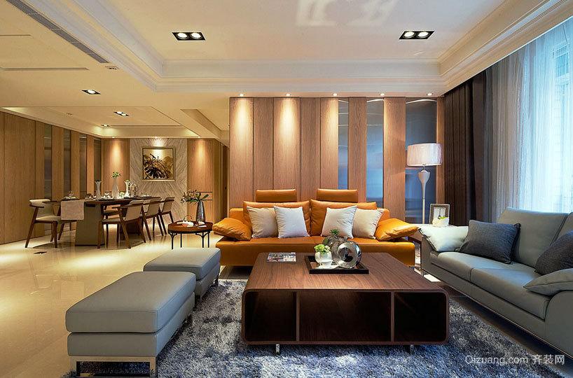 2015开启幸福新生活的宽敞新房装修效果图