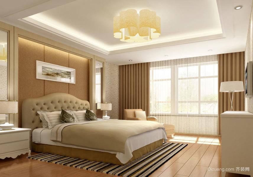 让您永不失眠:完美舒适家居卧室装修效果图鉴赏