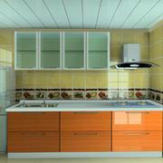唯美型厨房装修