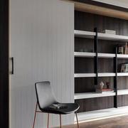清新型书柜