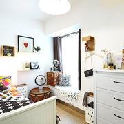 北欧小卧室装修案