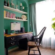 小卧室电脑桌图片