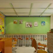 奶茶店内部结构效果图