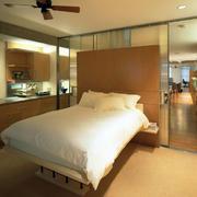 古典色调卧室装修