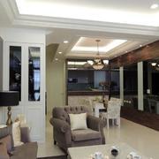 跃层住宅客厅装修