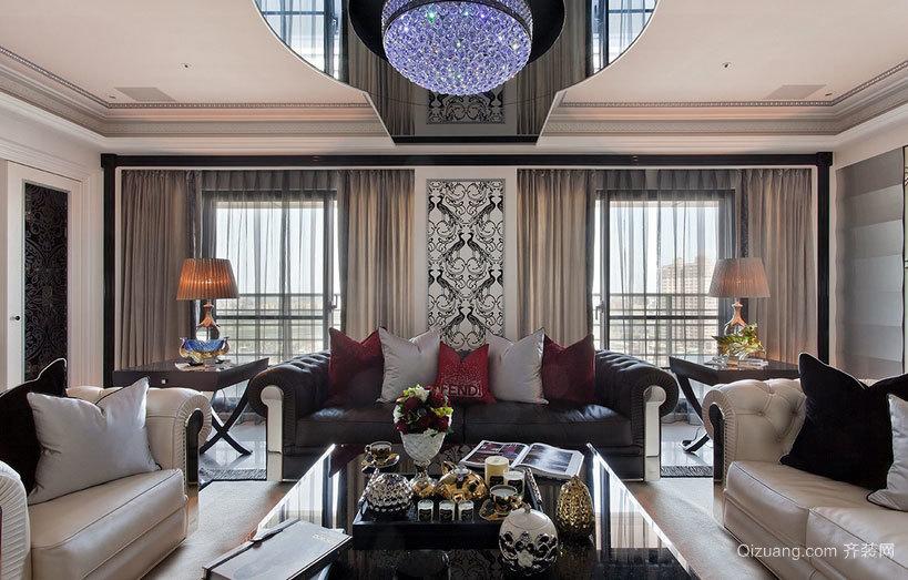 做梦都想要的独栋别墅装修设计效果图欣赏