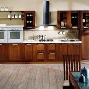 传统型厨房装修