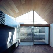 自然风格阳光房设计
