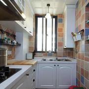 清新型厨房装修