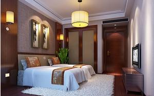 公寓效卧室果图片