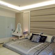 跃层住宅卧室装修