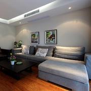 阁楼沙发设计图片