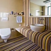 条纹系列卫浴效果图片