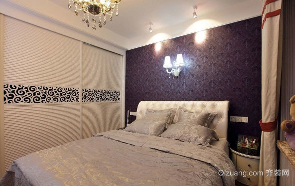 金窝银窝不如自己的小窝:宜家小卧室装修效果图