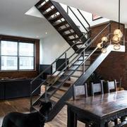 公寓楼梯图片