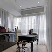 三室两厅两卫客厅设计