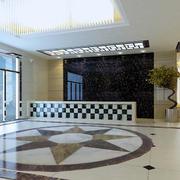 宾馆大厅设计图片