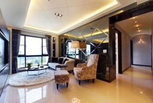 2015精工雅致高级住宅区跃层室内装修效果图大全欣赏