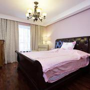 样板房卧室装修案例
