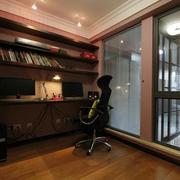 混搭型书房设计 混搭型书房设计