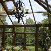 欧式风格阳光房设计