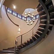 螺旋形楼梯设计