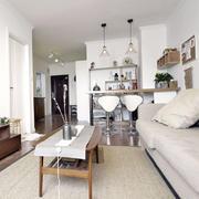 简约型公寓设计图片
