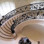 充满艺术性的楼梯