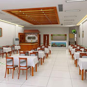 朴素型饭店