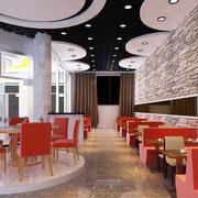 唯美型饭店设计