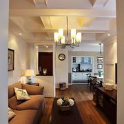 三室一厅茶几装修
