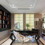 跃层书房装修