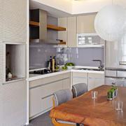 公寓开放式厨房