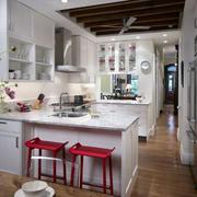 中式厨房装修设计